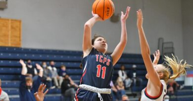 TCPS jumps out to big early lead and cruises to victory over 6A Lewisburg