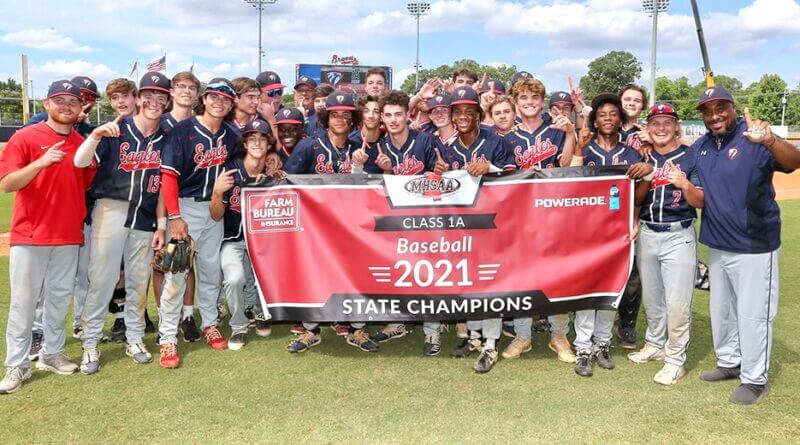 Foster Dominates On the Mound to Lead TCPS to Second State Title