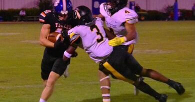 Tigers Notch First Win Over Pontotoc